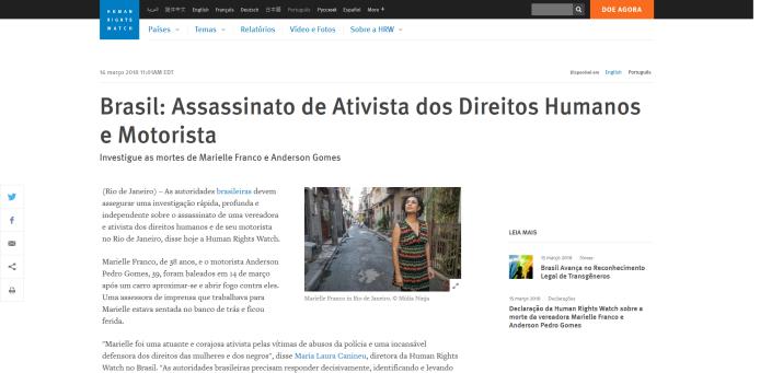 Screenshot-2018-3-16 Brasil Assassinato de Ativista dos Direitos Humanos e Motorista